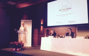 Evelin Ilves in Brussels: Europe needs a single vision to reduce alcohol-related harm