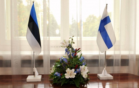 Estonian Head of State congratulated Finland on Independence Day