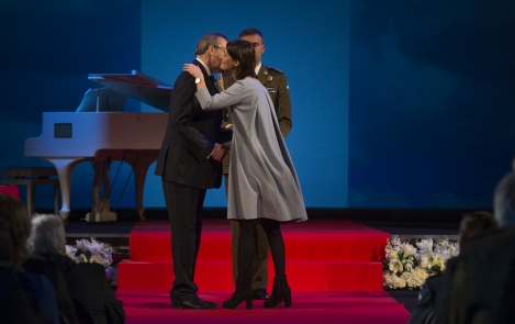 President Ilves addressed the recipients of decorations: you are visible and stand in the spotlight through your professional work or as a supporter of your community
