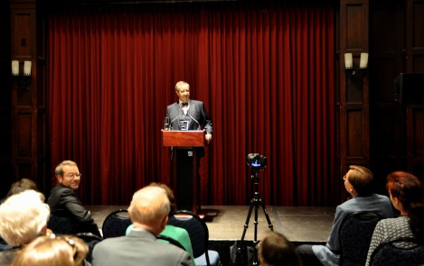 President Ilves at the University of Pennsylvania: we live under the security and solidarity umbrella of NATO and the European Union – we are now more successful than many people once believed possible