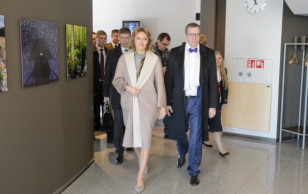 Ieva Ilves' itinerary during official visit to Croatia