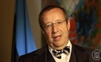 Estonian President Toomas Hendrik Ilves discusses cybersecurity